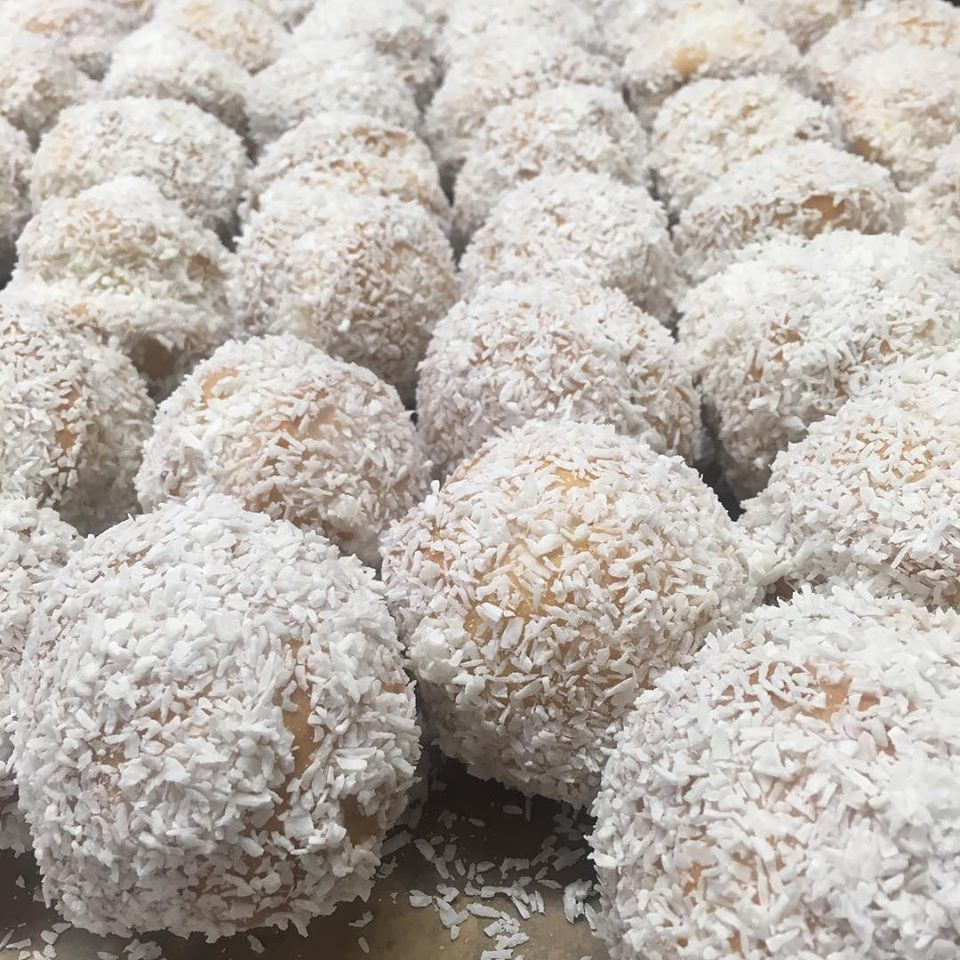 Baked Snowballs