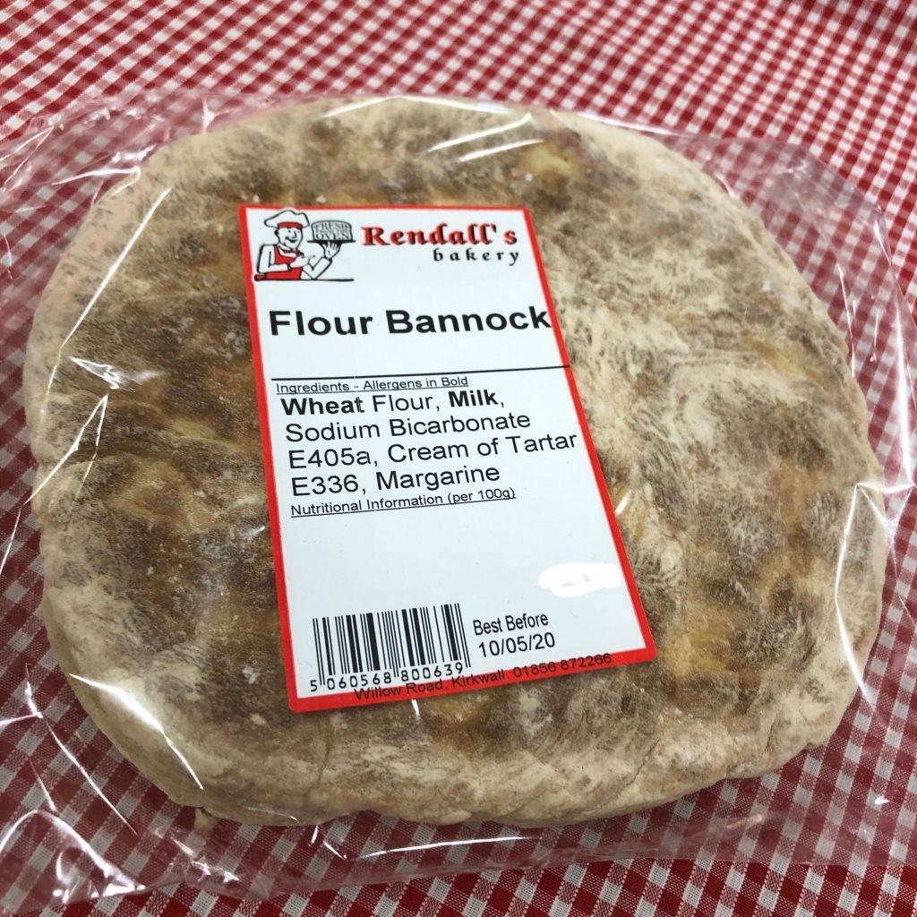 Flour Bannock