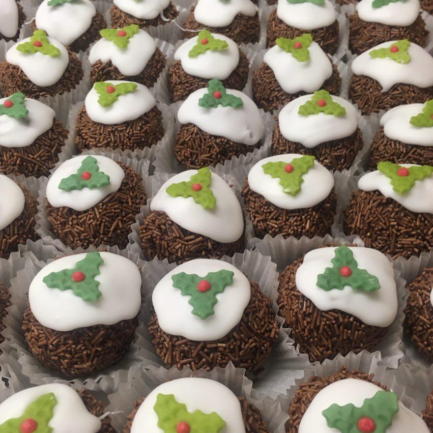 Christmas Rum Truffles (4)