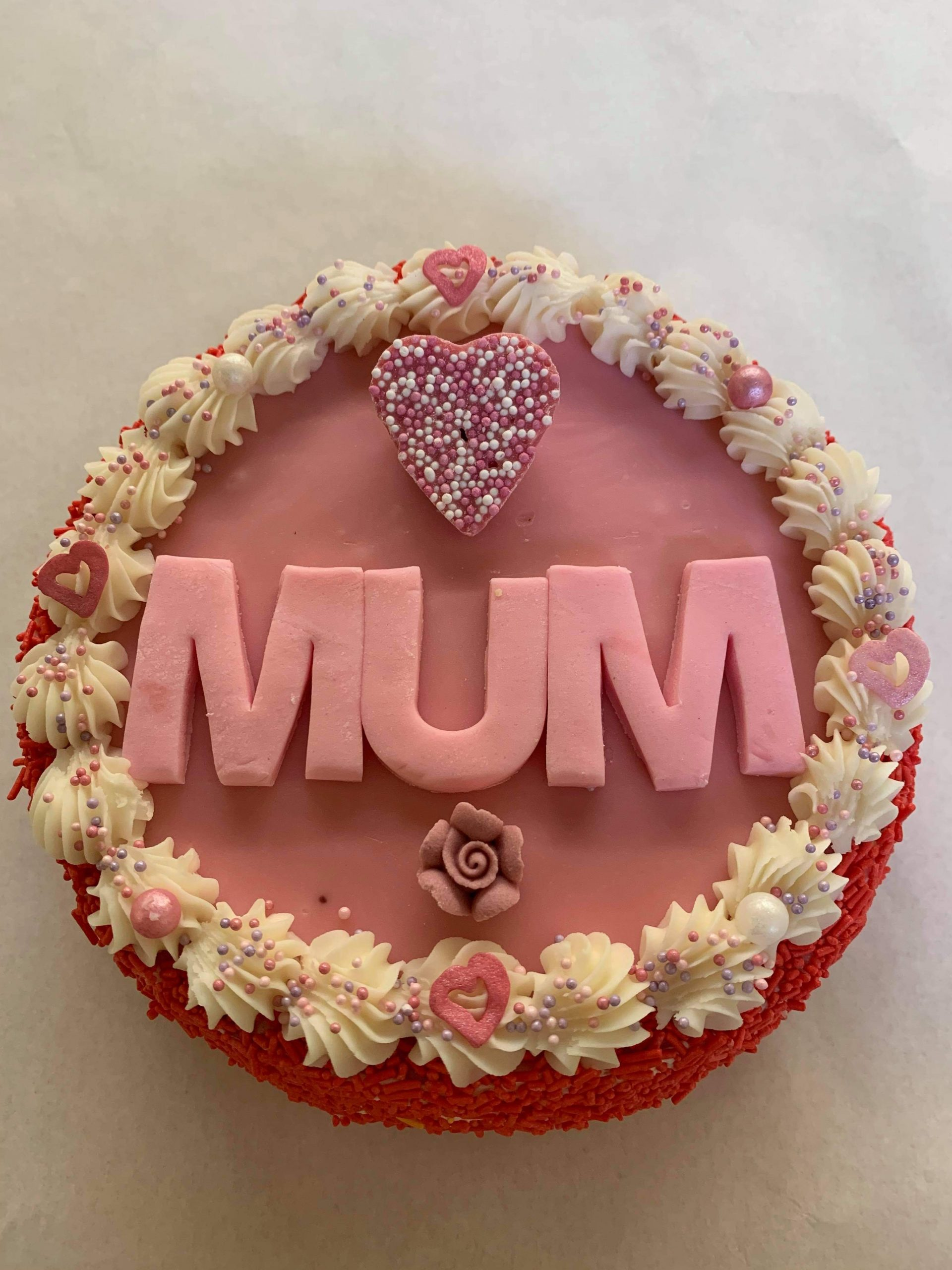 Mother's Day Sponge